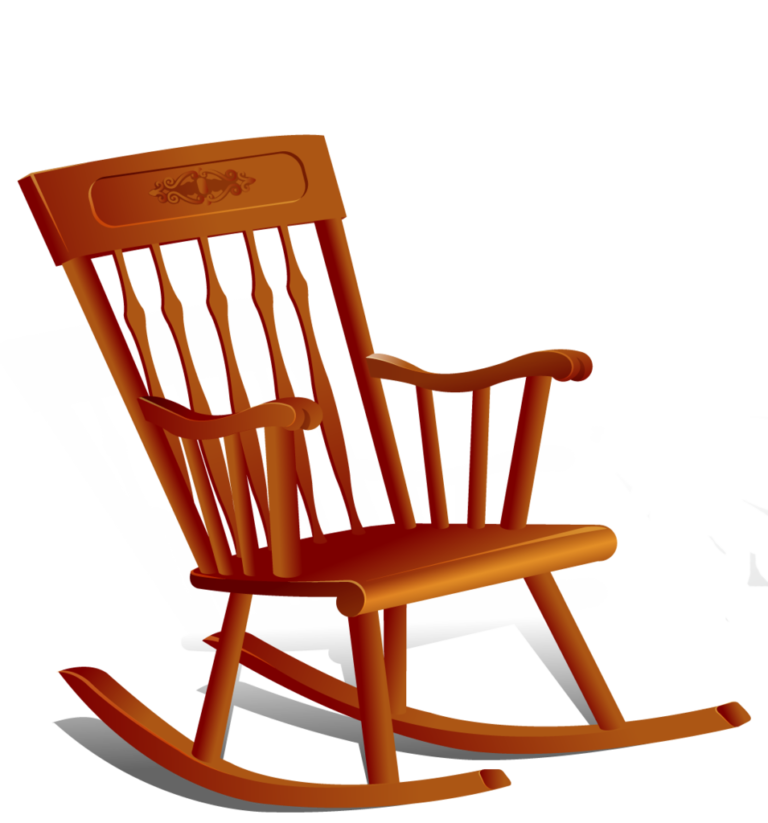 collection of rocking. Clipart rock chair