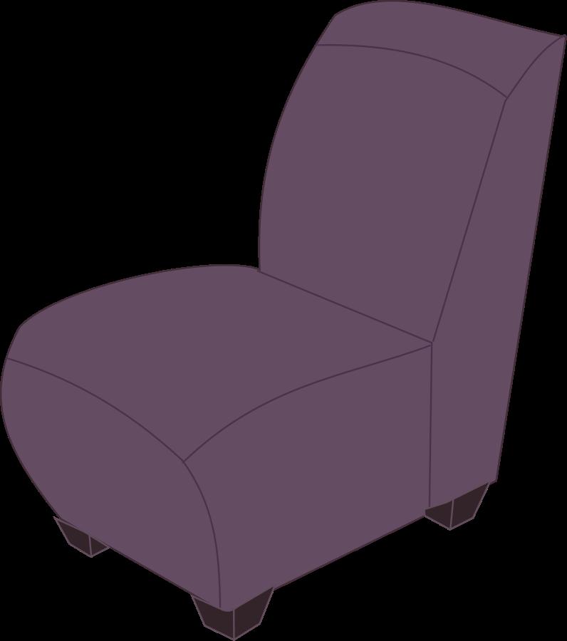 Clipart chair sat. Clip art free panda