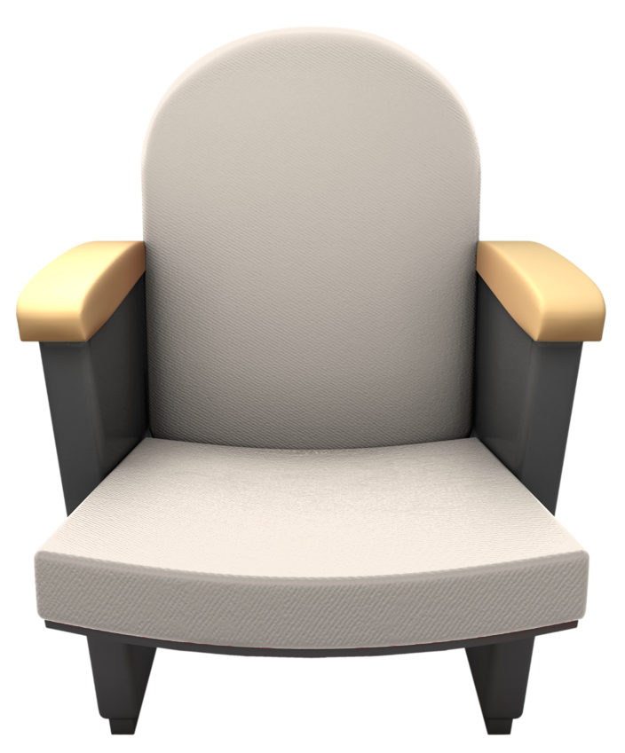 Transparent png gallery yopriceville. Clipart chair seat