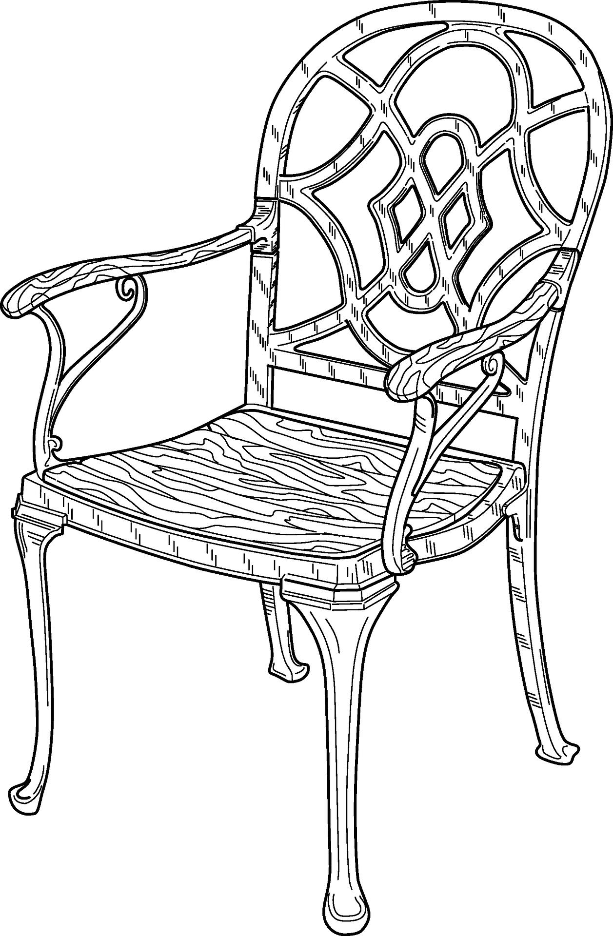 Clipart chair table chair. Eames lounge clip art