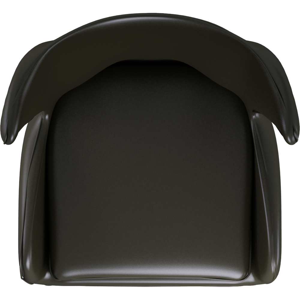 Clipart chair top view. Eagle leather pinterest interiors