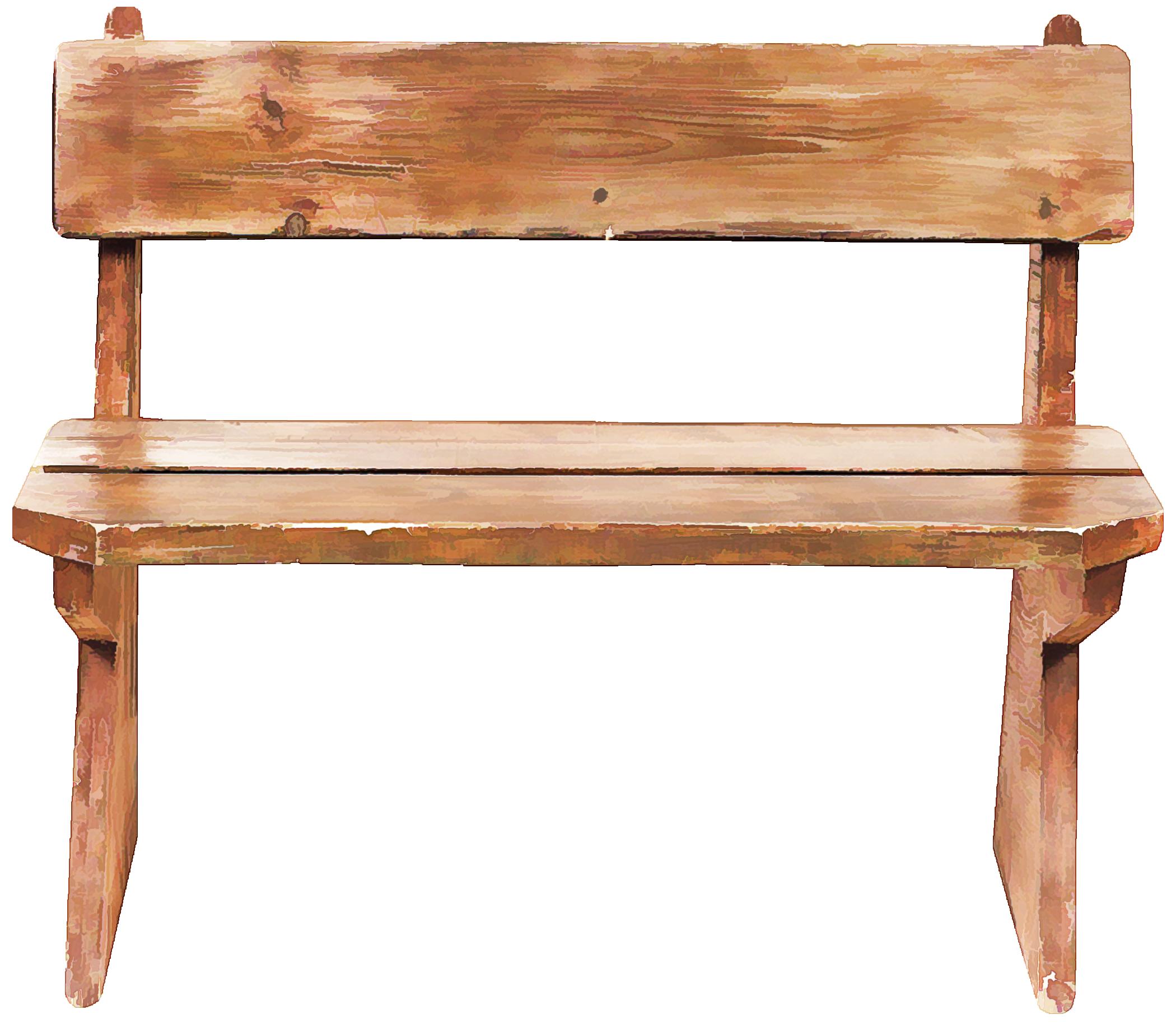 Furniture clipart wooden furniture. Bench u bu au