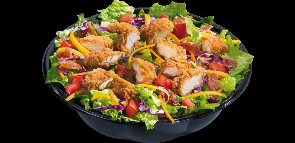 rice clipart chicken salad