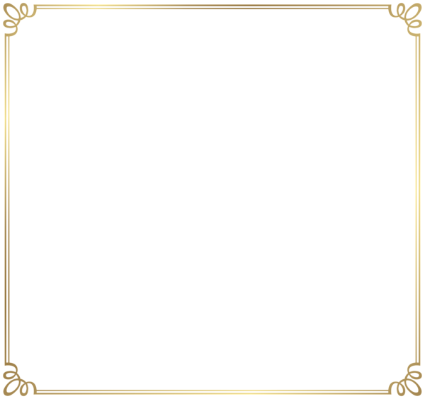 Decorative frame png image. Playdough clipart border