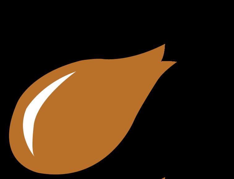 Chicken leg . Clipart turkey poulet