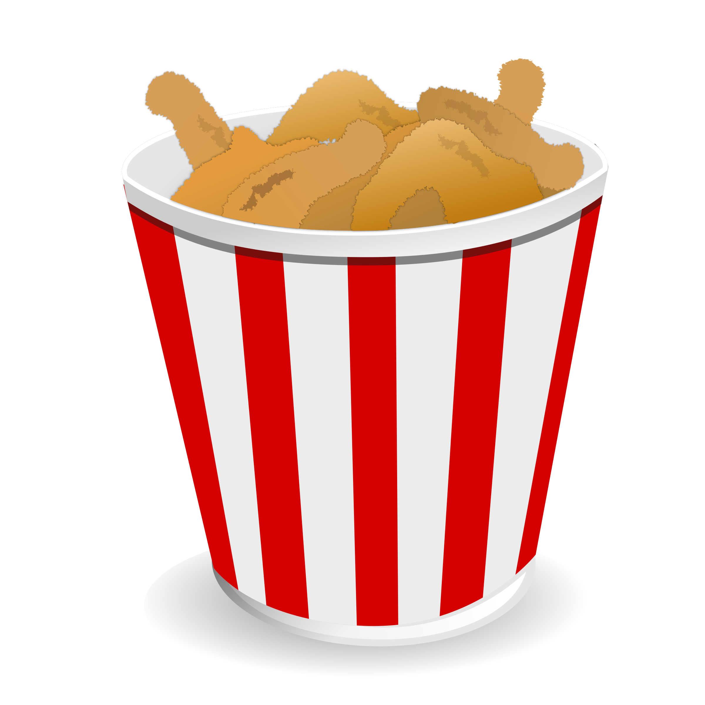 Chicken food at getdrawings. Wing clipart animated