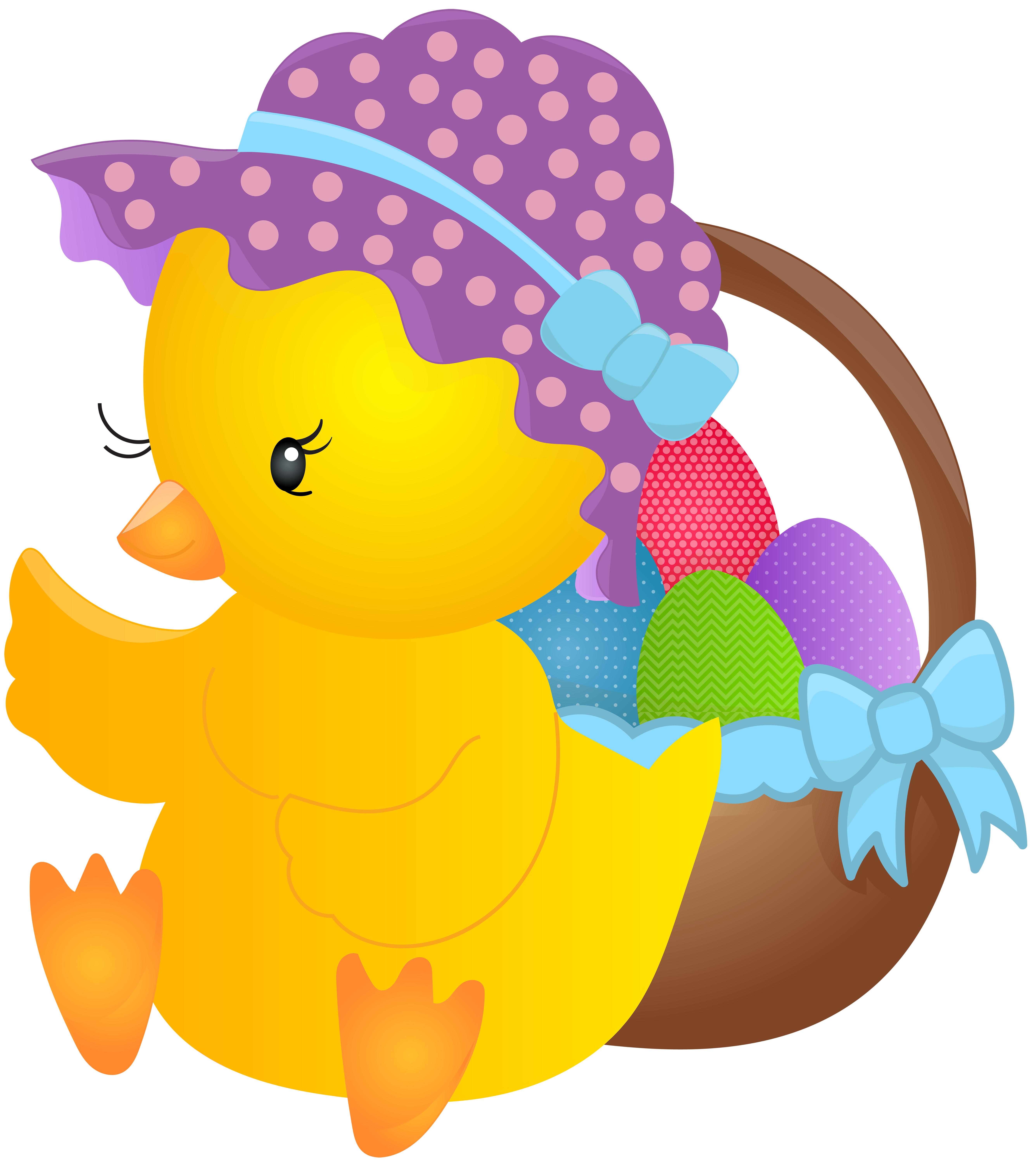 Clipart easter character. Cute chicken png clip