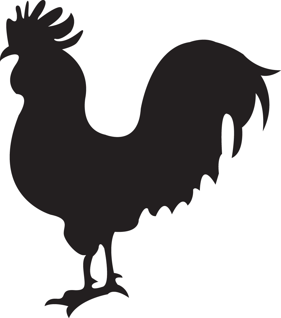 Farm clipart chicken. Youth navy twill hat