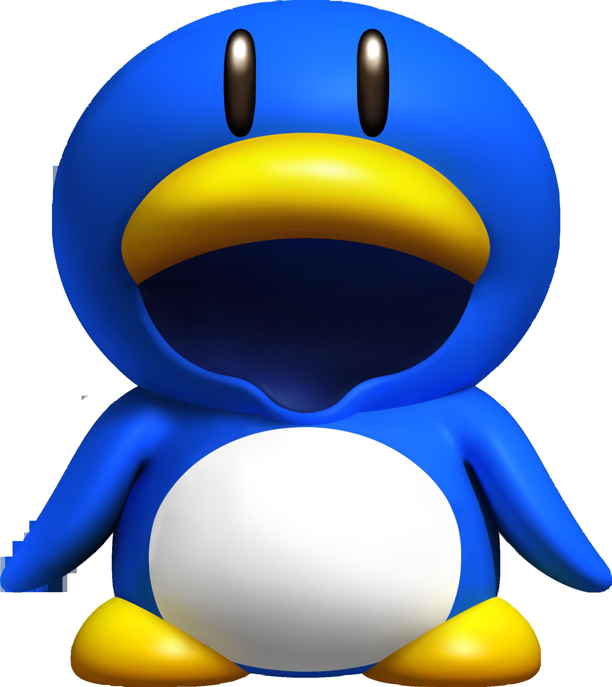 Penguin suit fantendo nintendo. Fireball clipart super mario