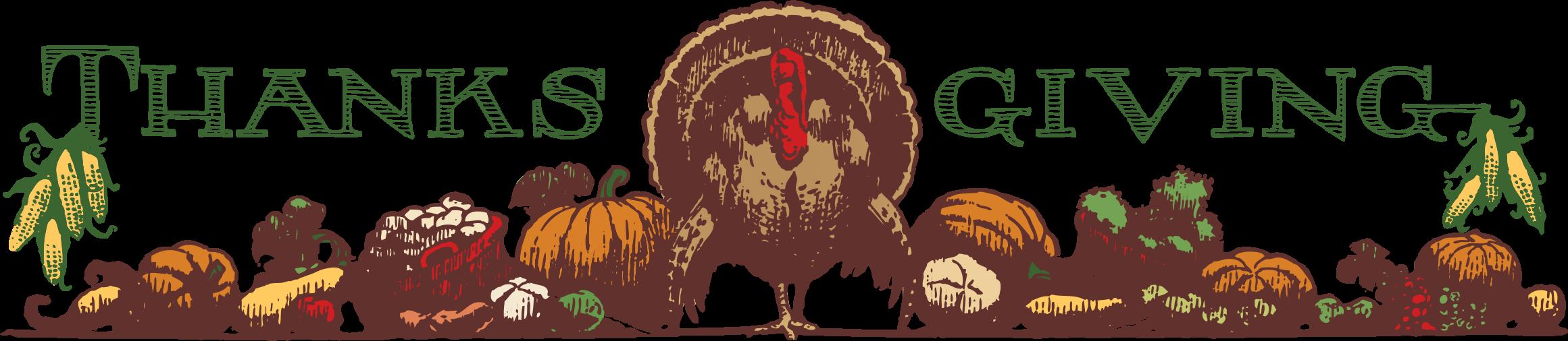 Header color big image. Clipart chicken thanksgiving