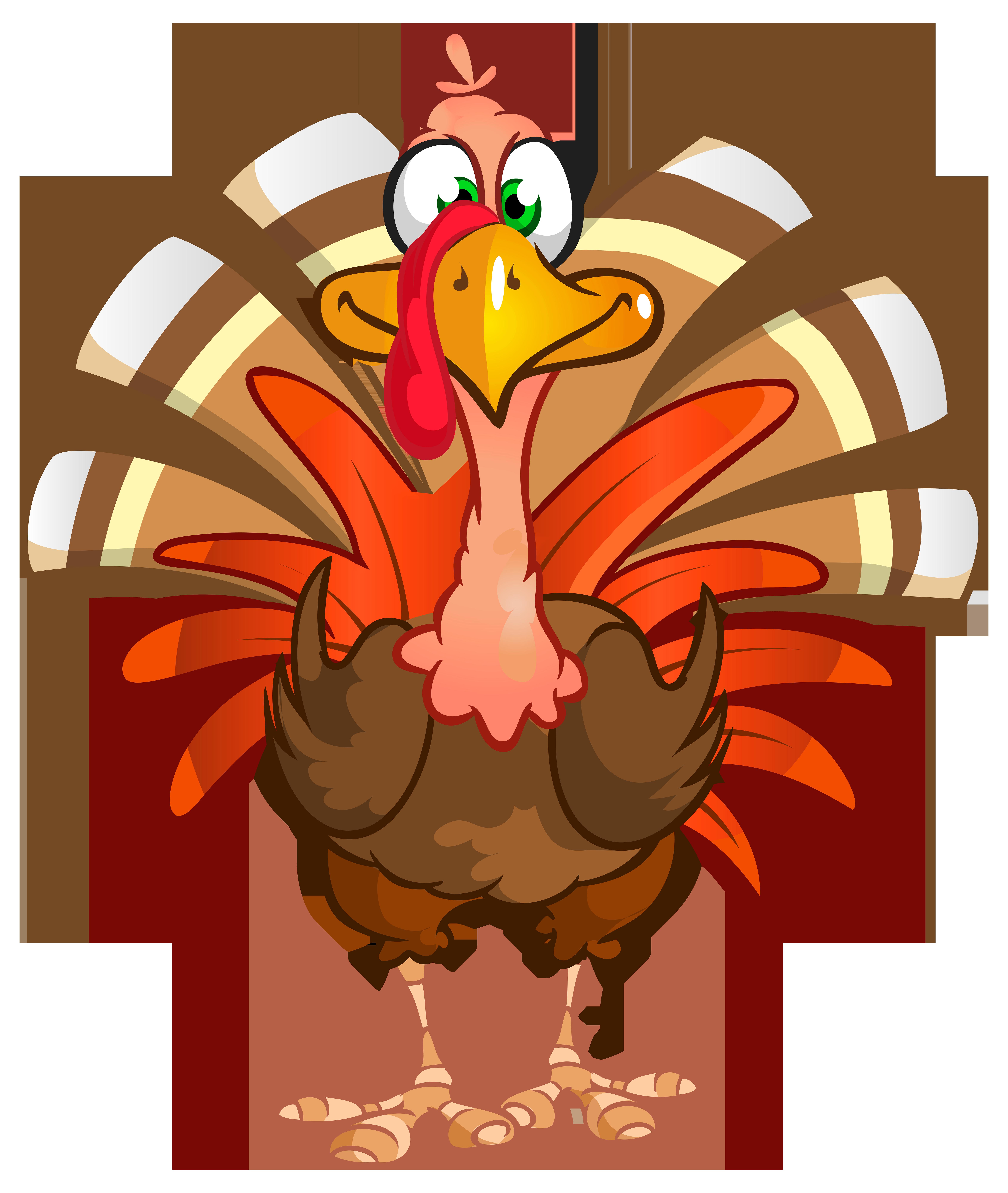 Turkey transparent png clip. Clipart chicken thanksgiving