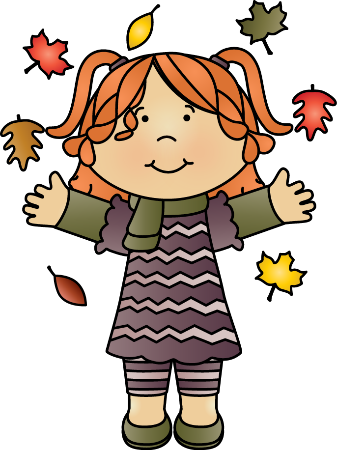 Whimsy clips fall image. Excited clipart eager