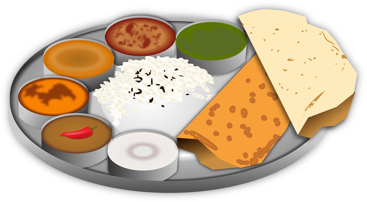Sometimes the papad has. Hungry clipart big dinner