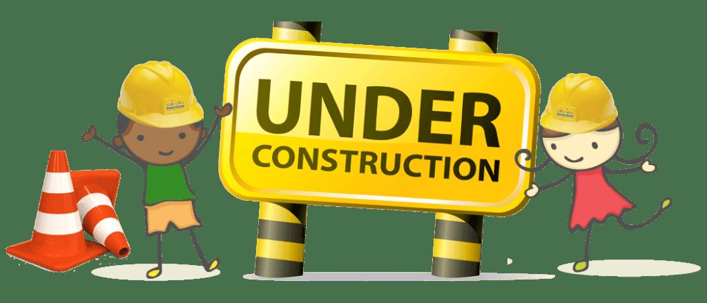 Curriculum clipart constuction. Kids under construction x