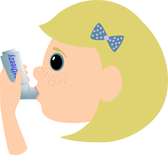 Flu clipart dust allergy. Symptoms of asthma in