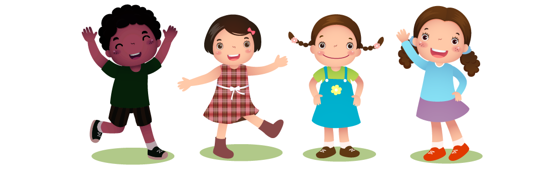 Treehouse daycare children. Environment clipart care
