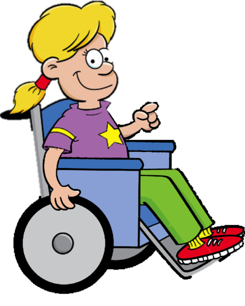 Disabled people deprived from. Hungry clipart deprivation
