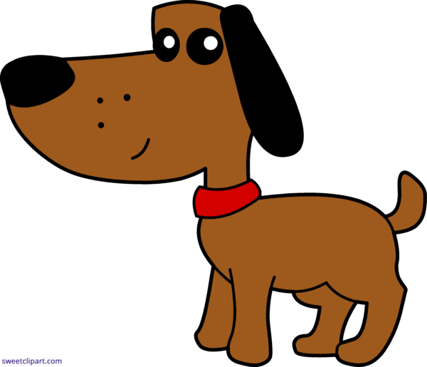 All clip art archives. Clipart dog coffee