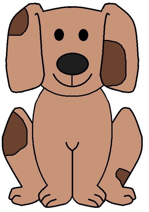 Pet clipart baby dog.  collection of sitting