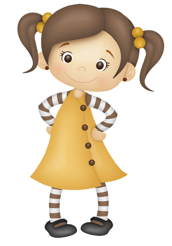 carica ms. Young clipart female child