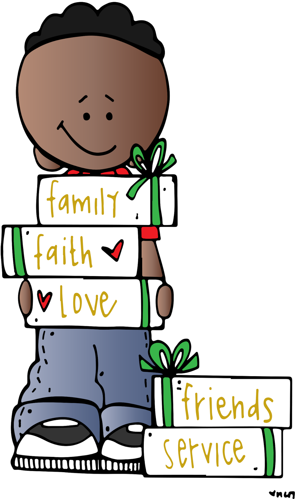 Kind clipart kindness matters. Melonheadz lds illustrating light