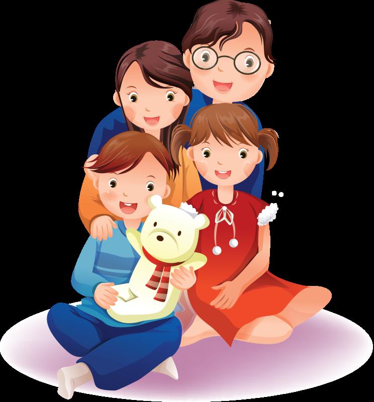 Fam lia pinterest clip. Flu clipart family