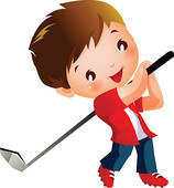 Golf clipart junior golf. Free cliparts download clip