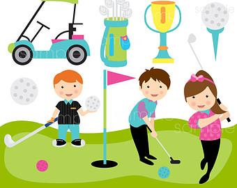 Golfer clipart junior golf. Free cliparts download clip