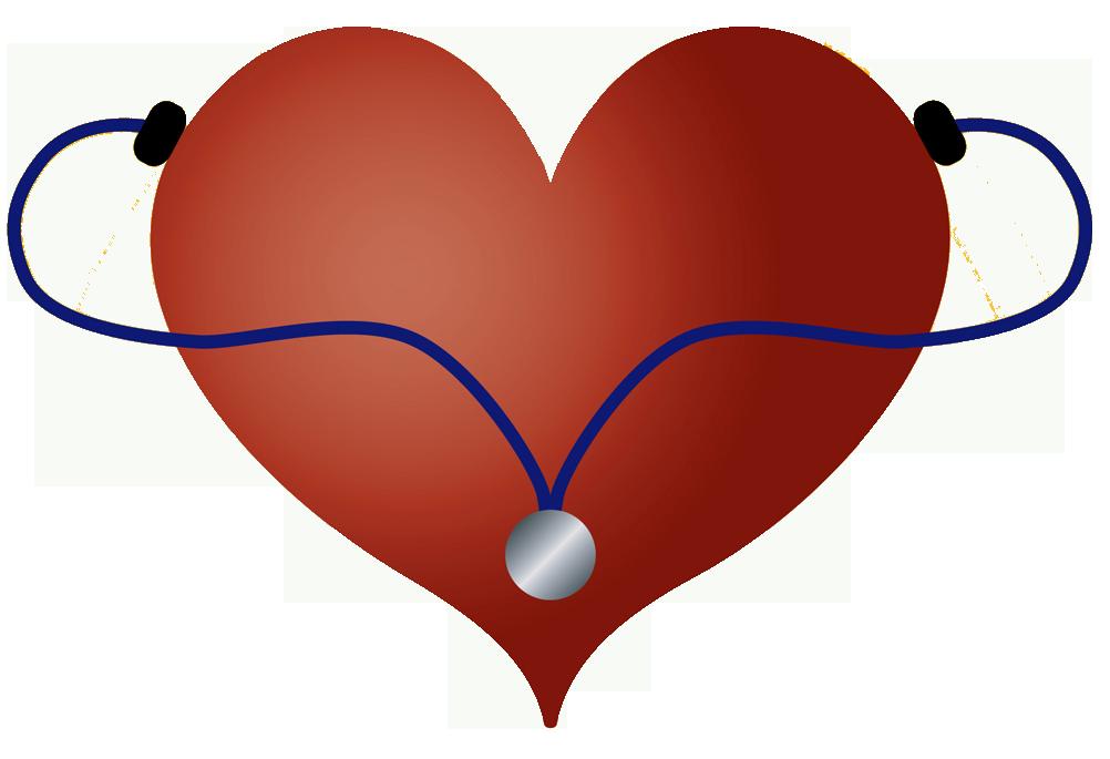 Stethoscope heart hosa pinterest. Veterinarian clipart kid