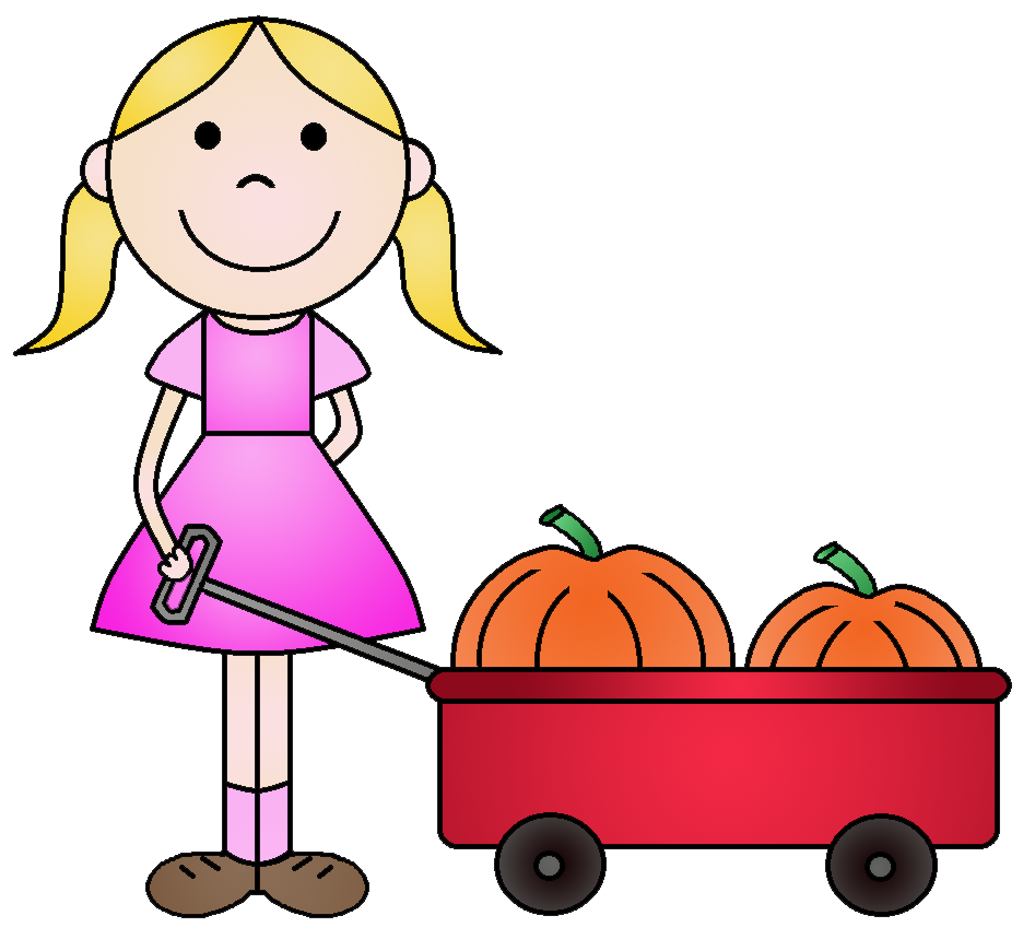 Pumpkin clipart curly. Child pencil and in