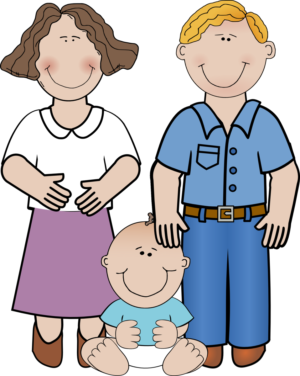 Child shop of library. Environment clipart man