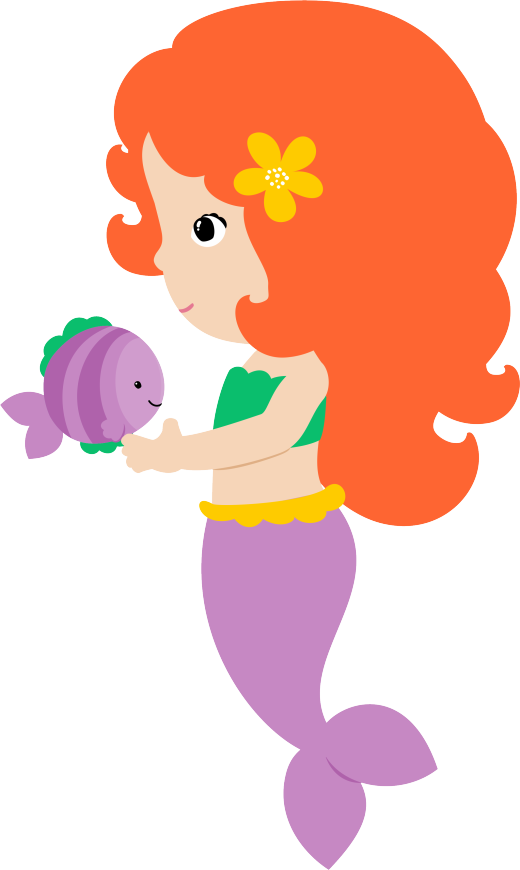 Clipart png mermaid. Inspiration for felt projects