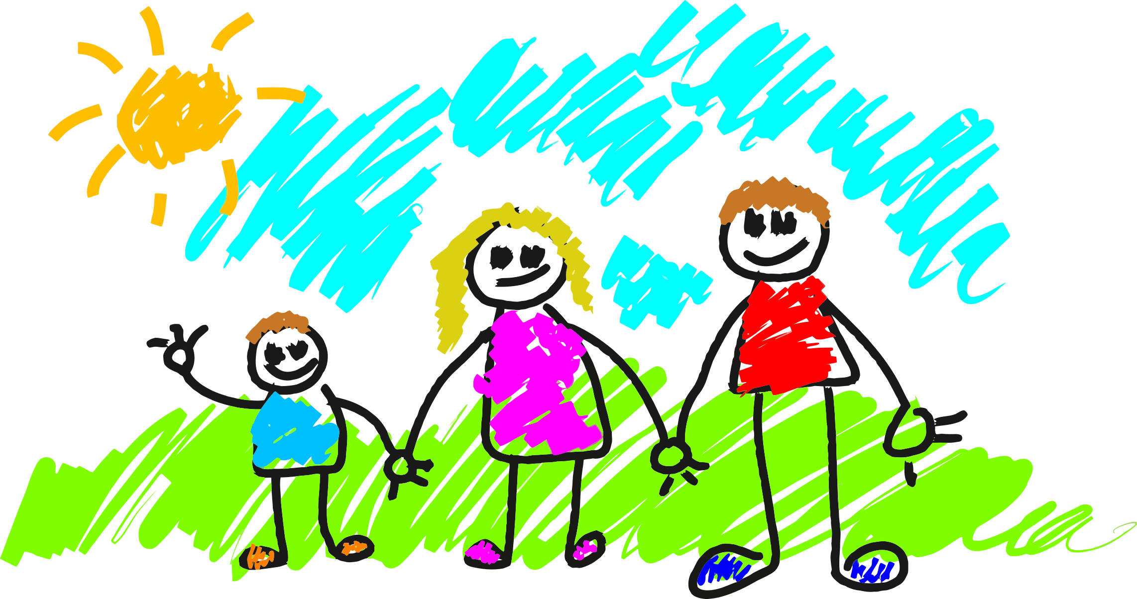 Group clipart stick figure. Family big image png