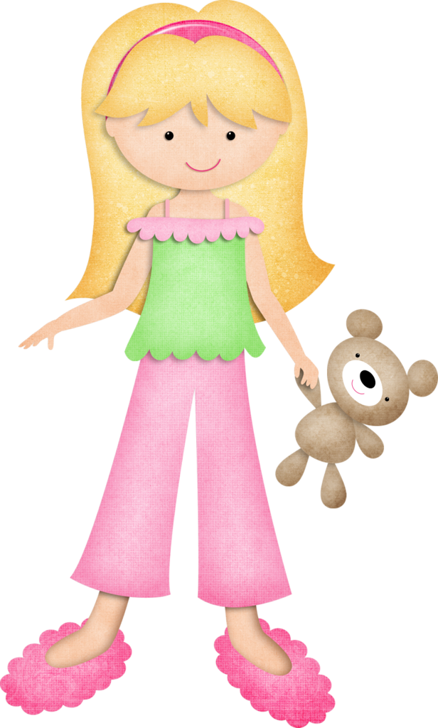 Pajamas clipart pajama top. Kmill blondegirl png pinterest
