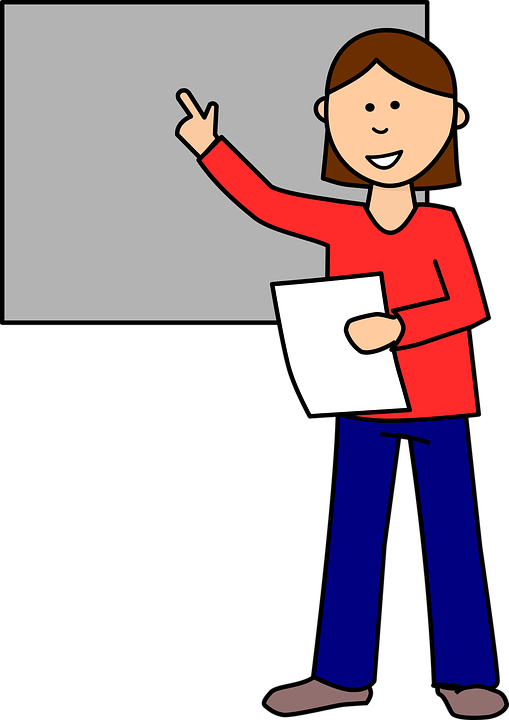 Librarian clipart school teaching.  collection of presentation
