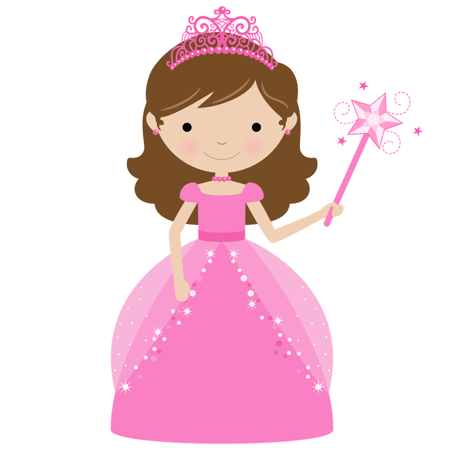 Child pencil and in. Clipart children princess