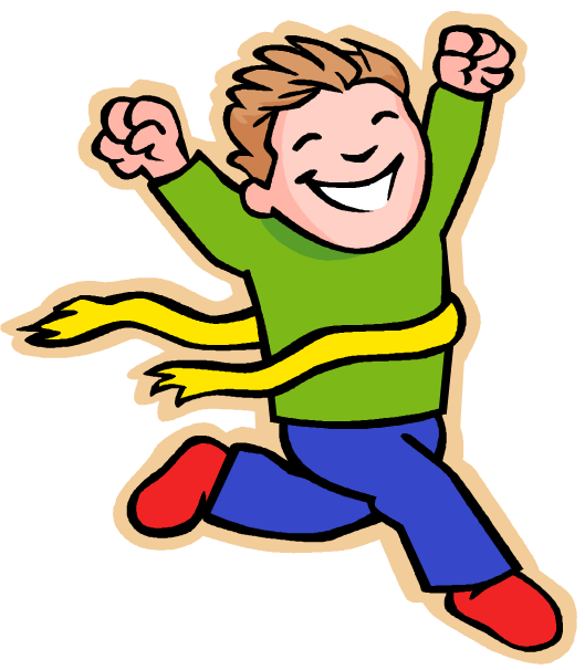 collection of running. Fingers clipart childrens