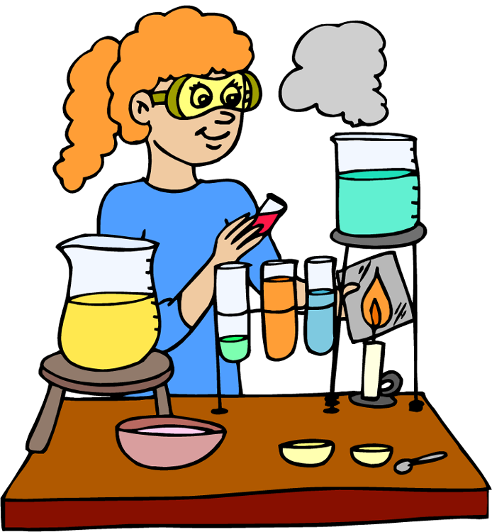 Amy brown back to. Clipart child science