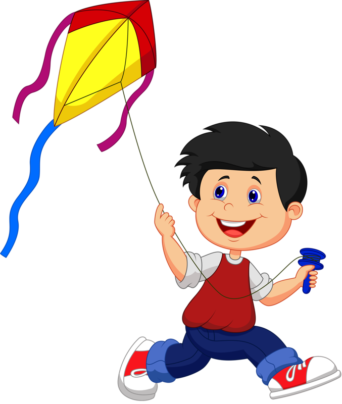 kite clipart vector