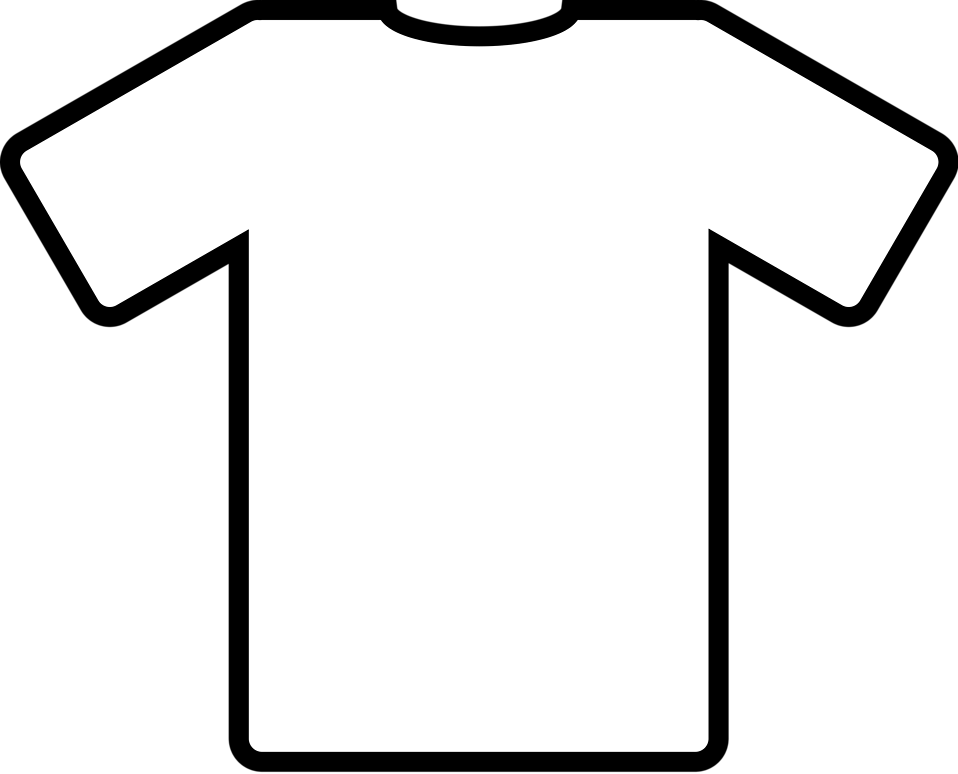 Clipart shirt day. Image of a tshirt