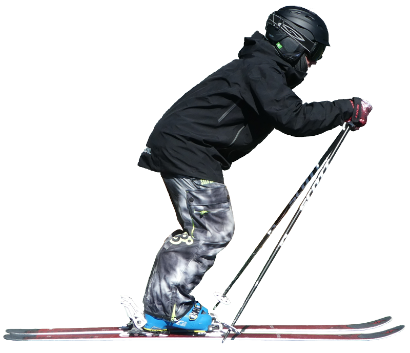 Skiing clipart child. Png images free download