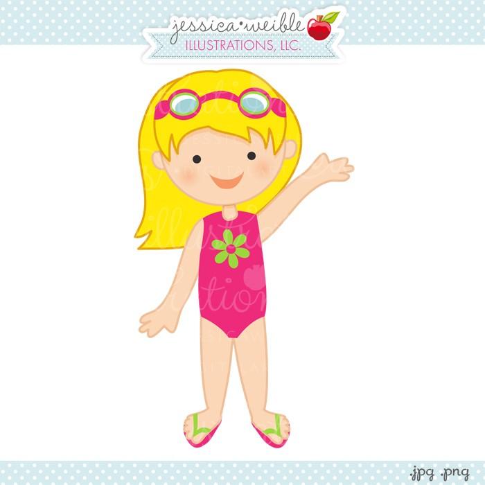 Free bathing suits cliparts. Clipart children swimsuit