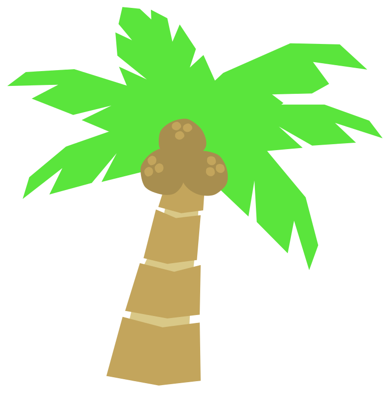 Tree clipart cartoon. For kids at getdrawings