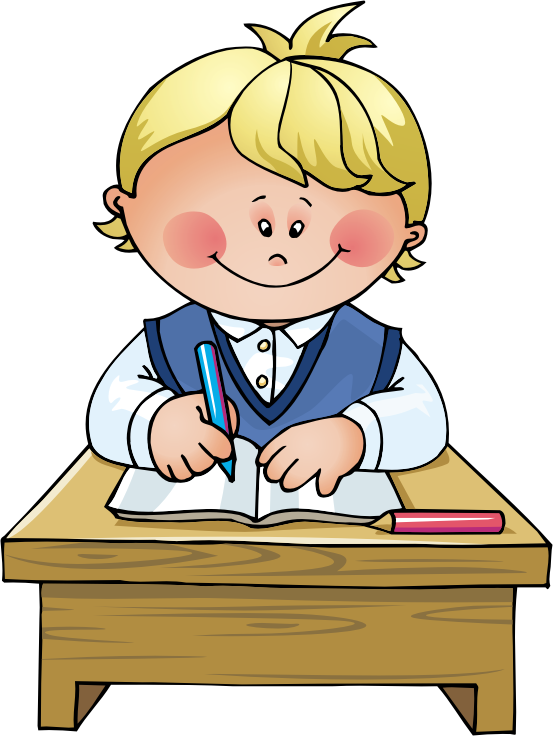 Writer clipart school.  collection of boy