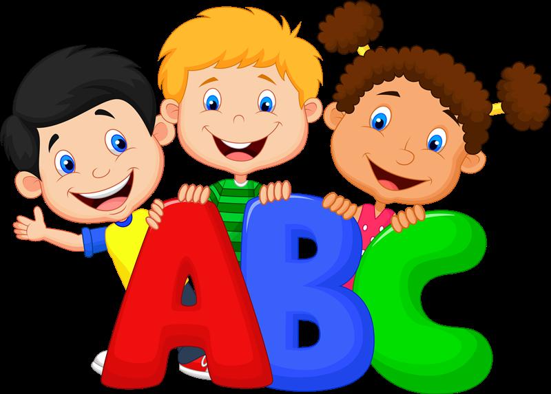 Clipart children alphabet. Cosas para photoscape im