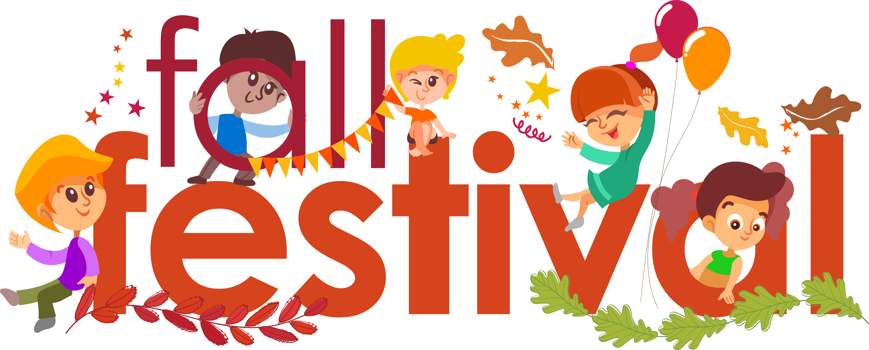 collection of fall. Clipart halloween festival