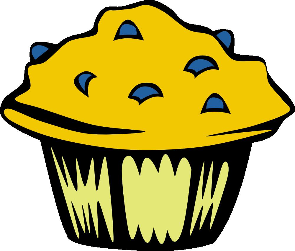 Onlinelabels clip art fast. Muffins clipart little