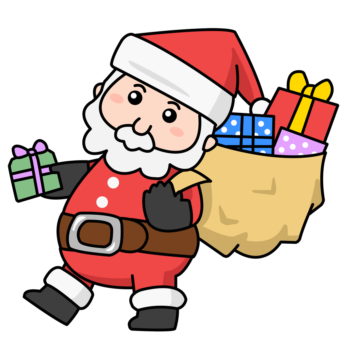 Christmas Clipart For Kids at GetDrawings