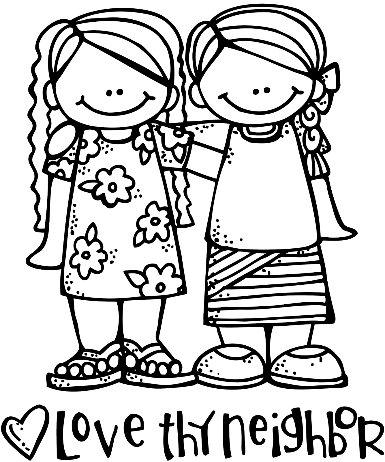 Jesus clipart lineart. Fun for background helen