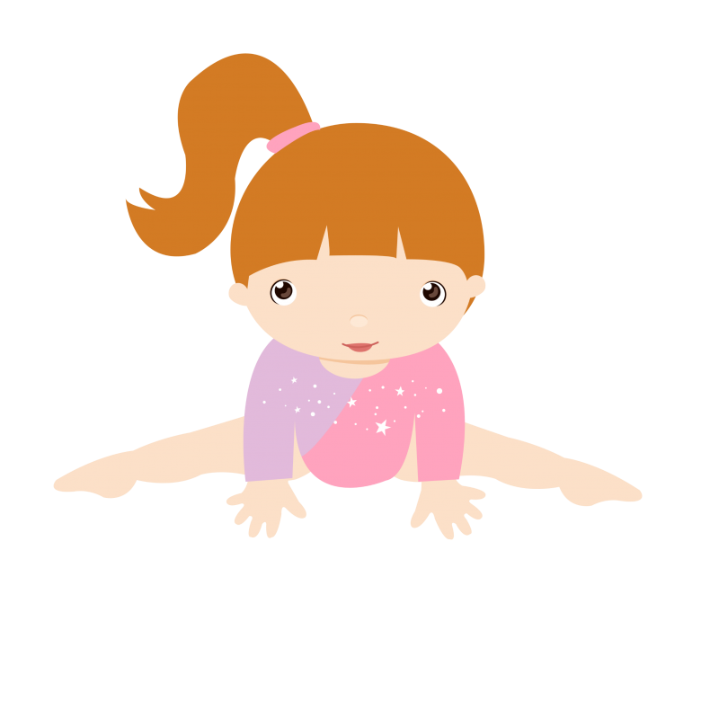 Gym clipart toddler gymnastics. Tumble on in home
